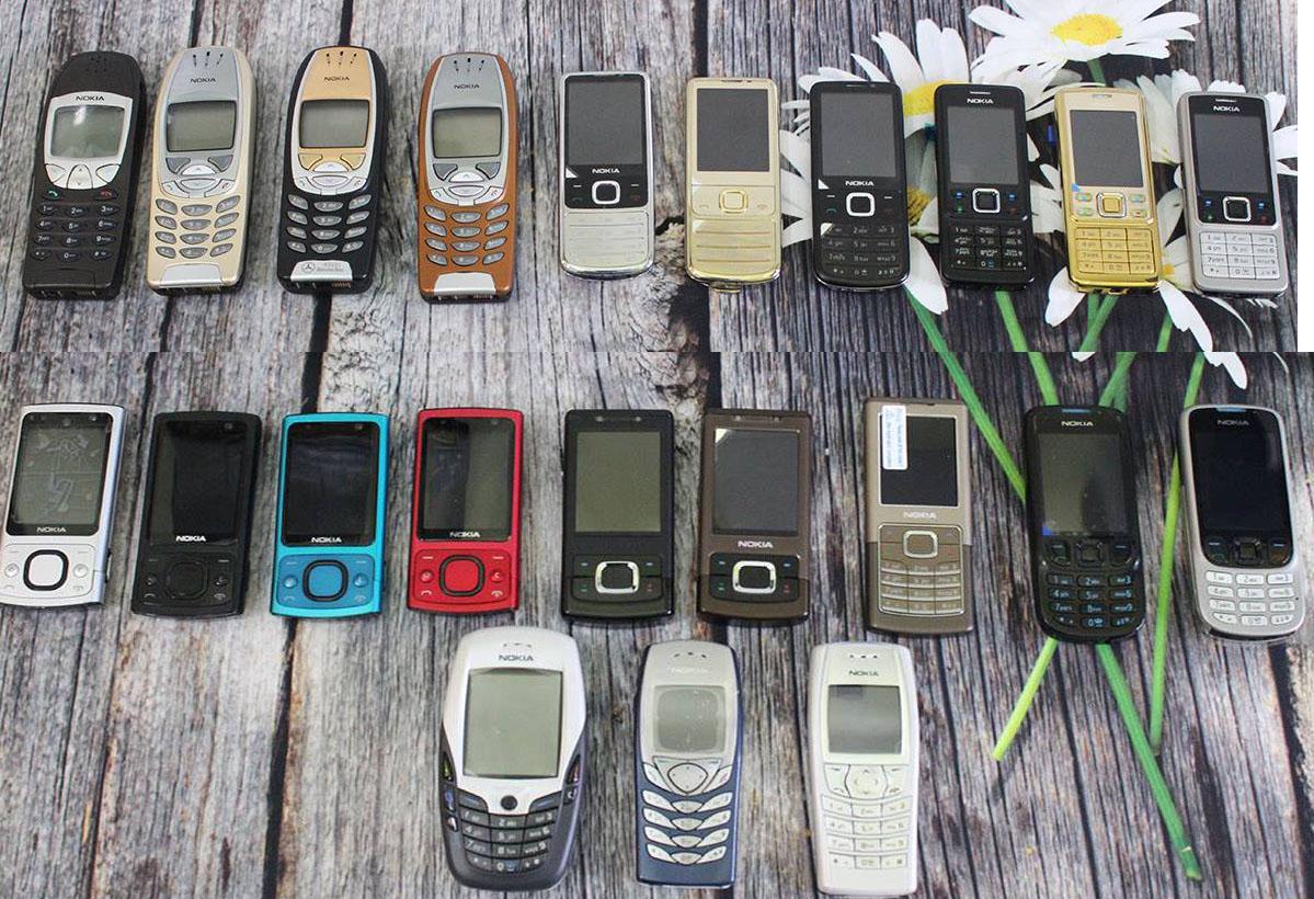 Điện thoại cổ của những thương hiệu xưa - cách làm giàu tại nhà ít vốn