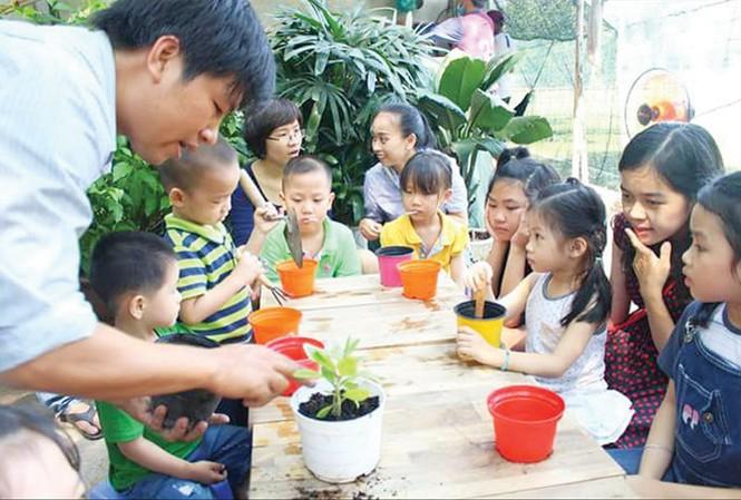 Khóa học kỹ năng sống cho học sinh tiểu học
