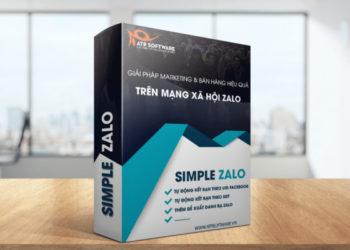 Simple Zalo 350x250 - Top các phần mềm marketing đa kênh tốt nhất 2019