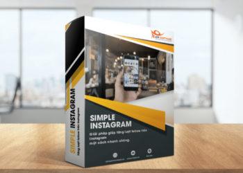 simple instagram 350x250 - Top các phần mềm marketing đa kênh tốt nhất 2019