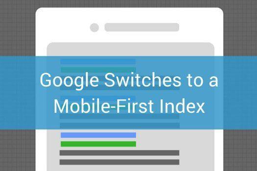 Tối ưu hóa website để bắt kịp Google mobile-first index