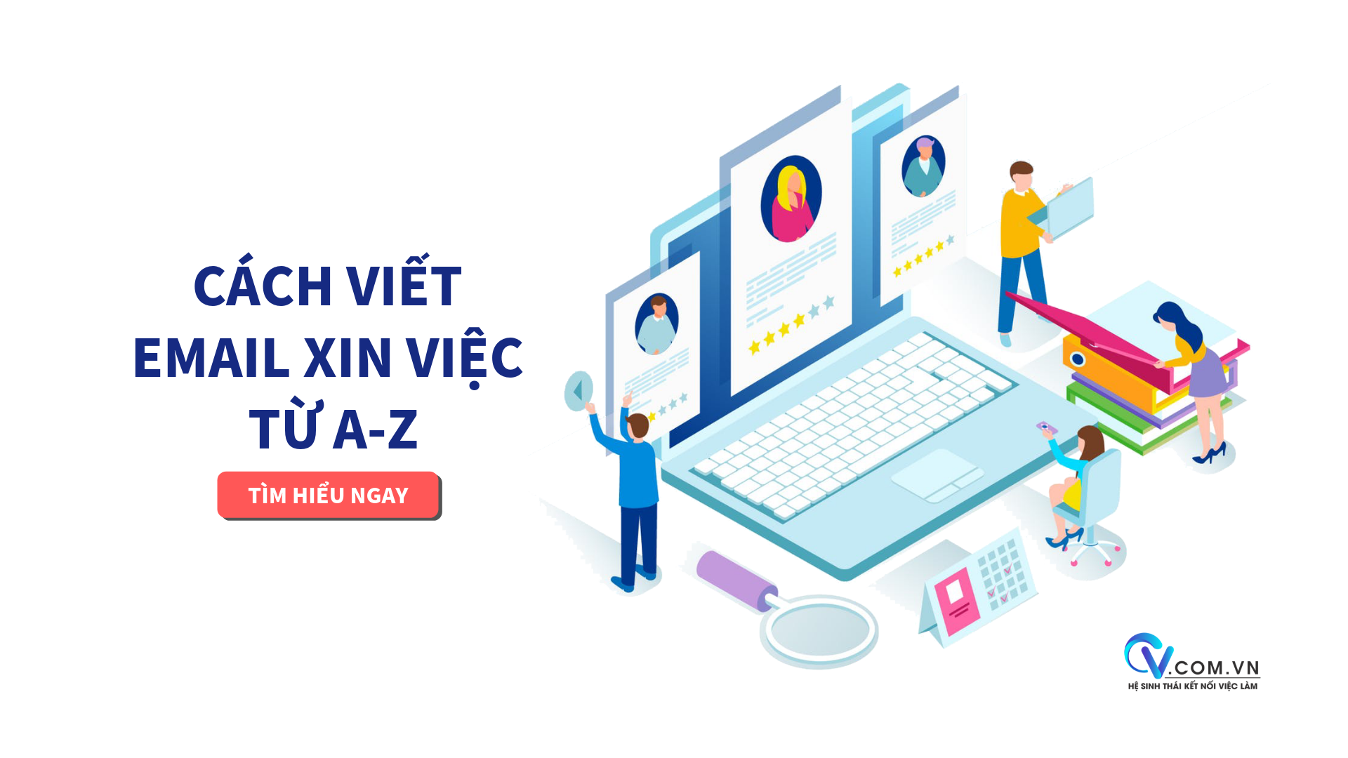 Cach Viet Email Xin Viec