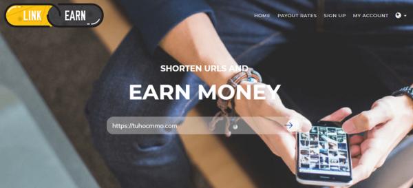 25 webiste rút gọn link kiếm tiền online uy tín năm 2019
