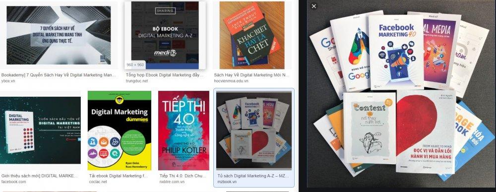 Cẩm nang về Digital marketing thực chiến chi tiết từ A - Z