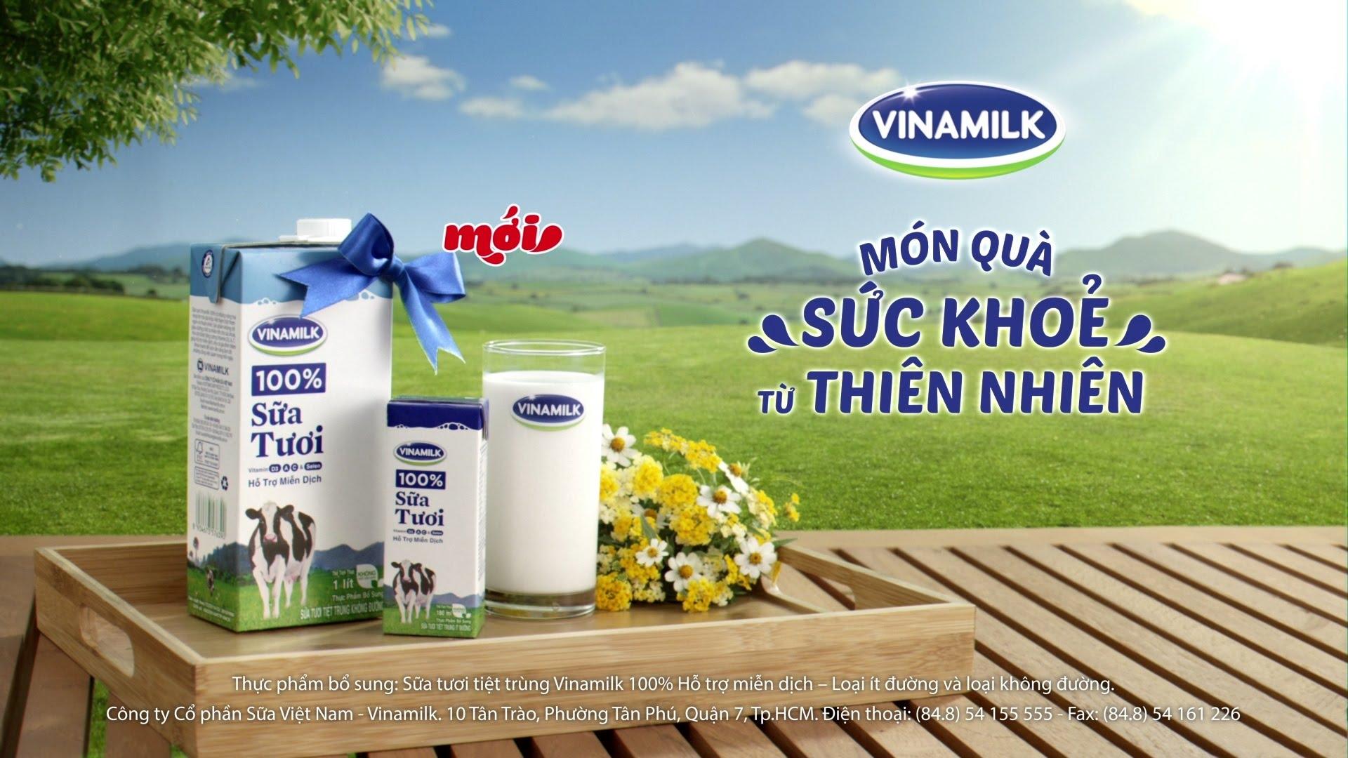 Lam Viec Tai Vinamilk 2