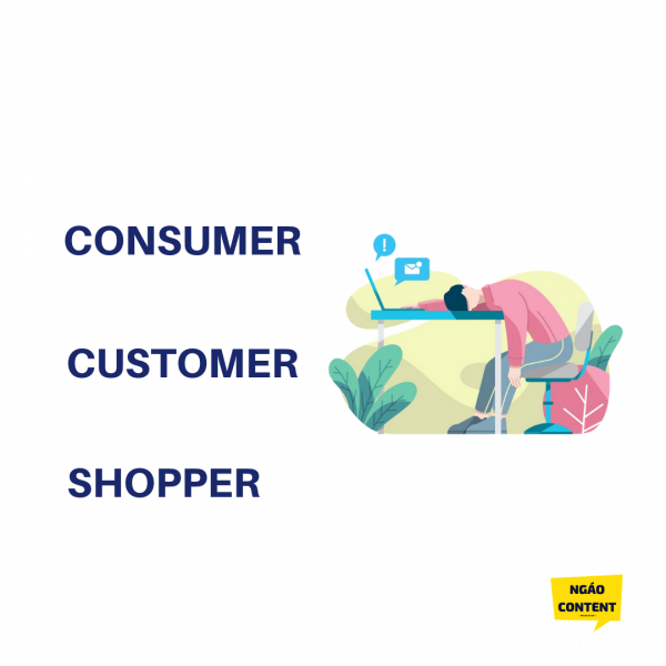 Phân biệt 5 cặp từ dễ nhầm lẫn nhất trong Marketing