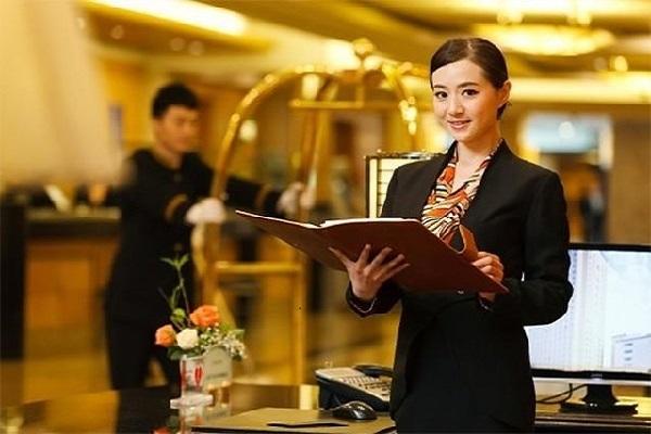 Cv ngành Nhà hàng khách sạn