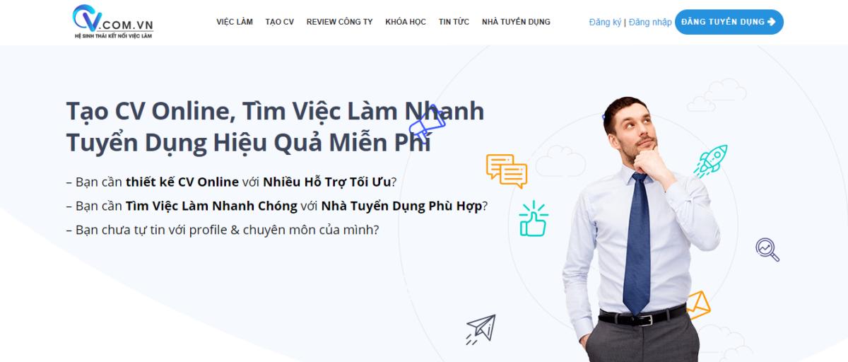 Vì sao cần xây dựng website tuyển dụng riêng cho Công ty?