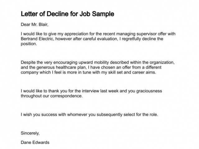 Hãy thể hiện sự chuyên nghiệp ngay cả khi viết email từ chối lịch ...