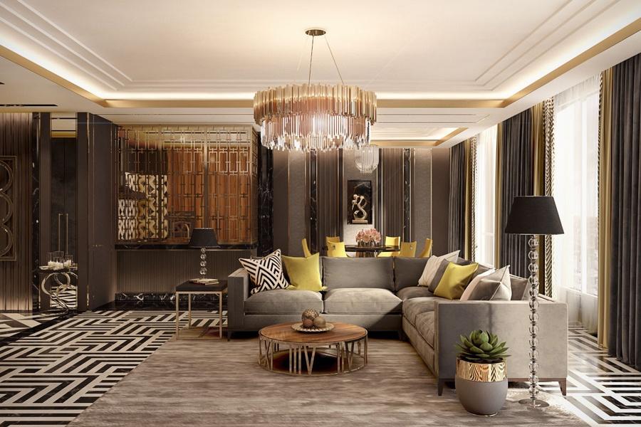 Tìm hiểu phong cách Art Deco trong thiết kế nội thất   Decox Design