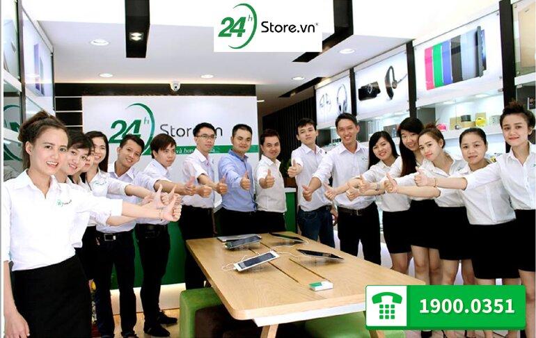 24hStore - Địa chỉ mua điện thoại lý tưởng của 97 triệu người Việt Nam | websosanh.vn