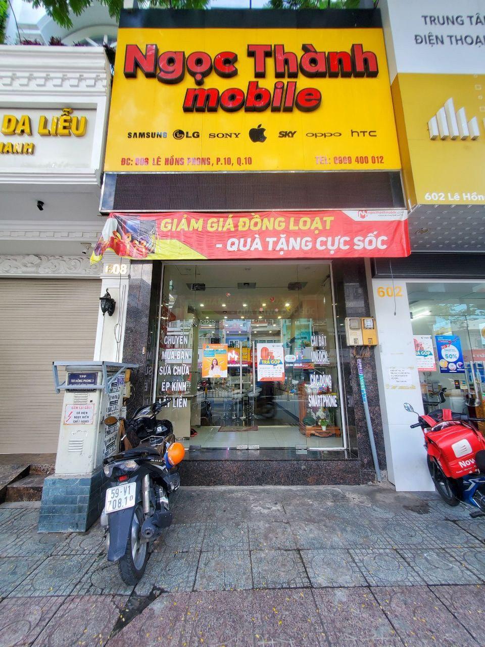 Ngọc Thành Mobile - Cửa hàng bán lẻ điện thoại uy tín và chất lượng - Tổng hợp Việt Nam
