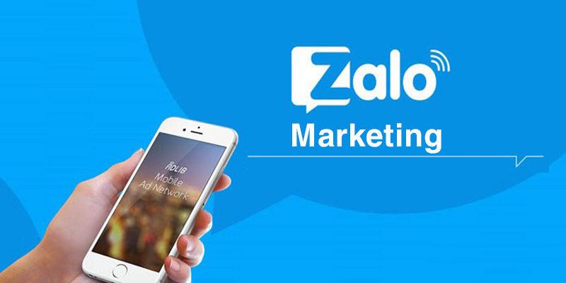 zalo marketing là gì