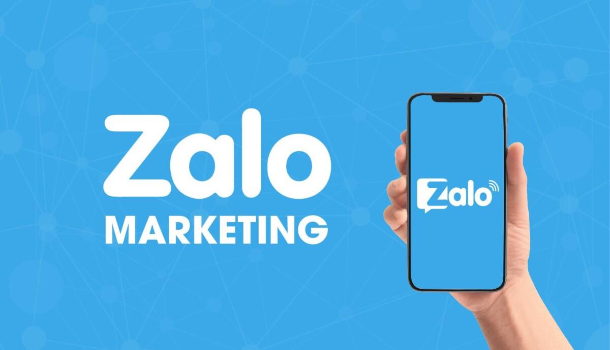 zalo marketing la lam gi 2 - Zalo là gì? Cách thức thực hiện Zalo Marketing hiệu quả cần nắm rõ