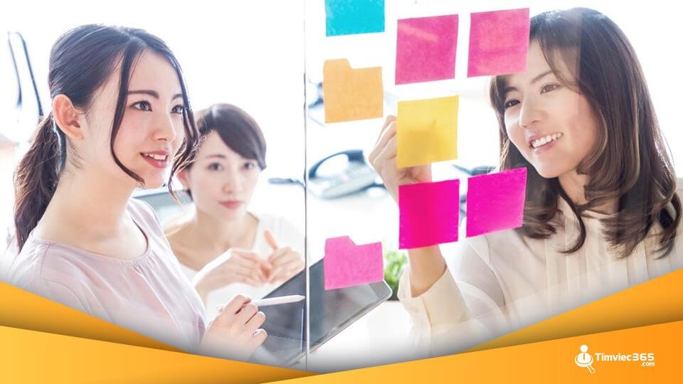 Cùng timviec365.com chinh phục cơ hội việc làm hành chính nhân sự
