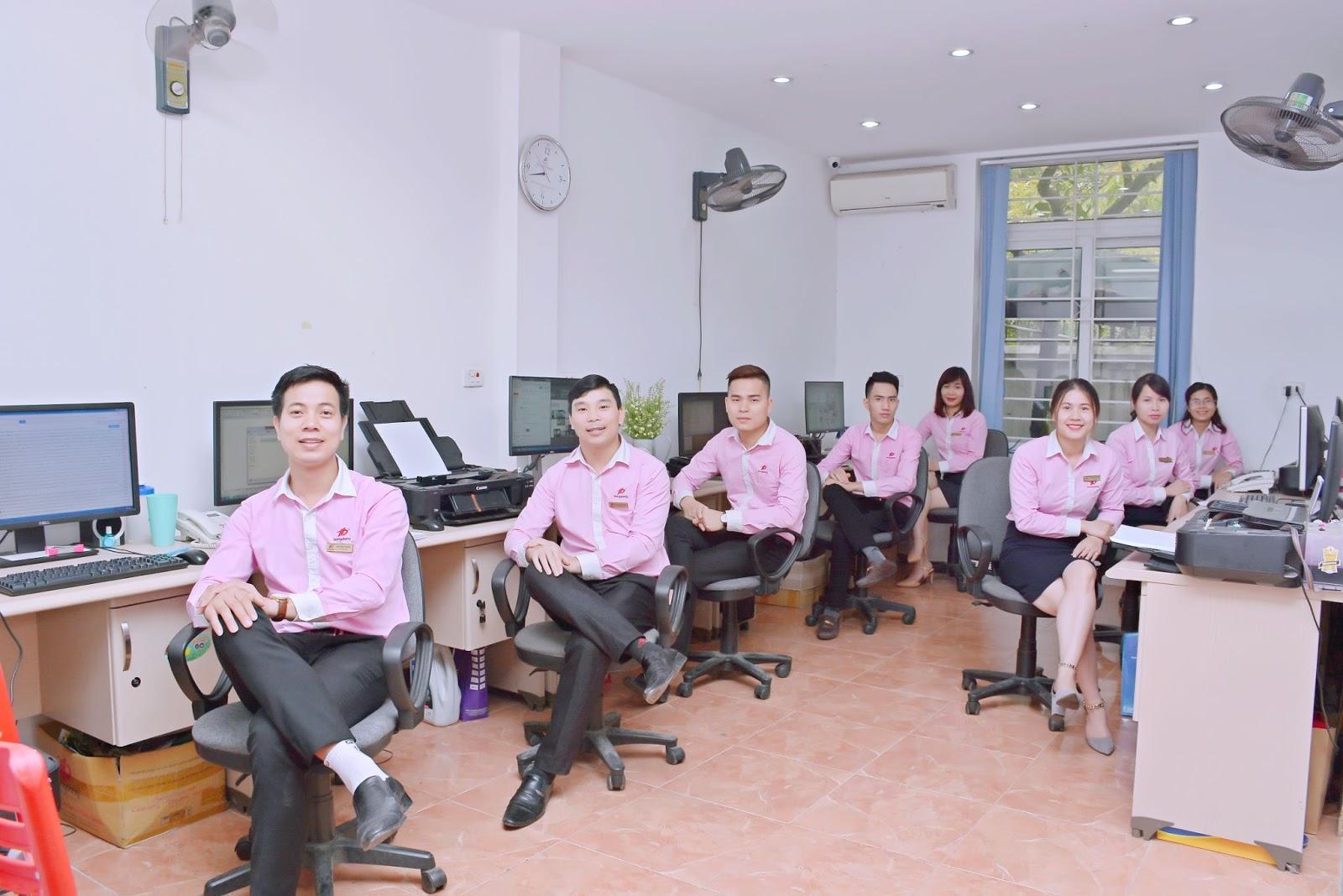 Công ty cổ phần in Hồng Đăng