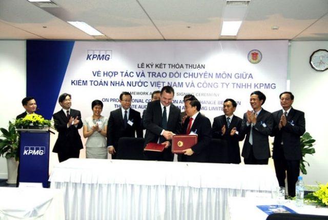 Công ty TNHH KPMG Việt Nam