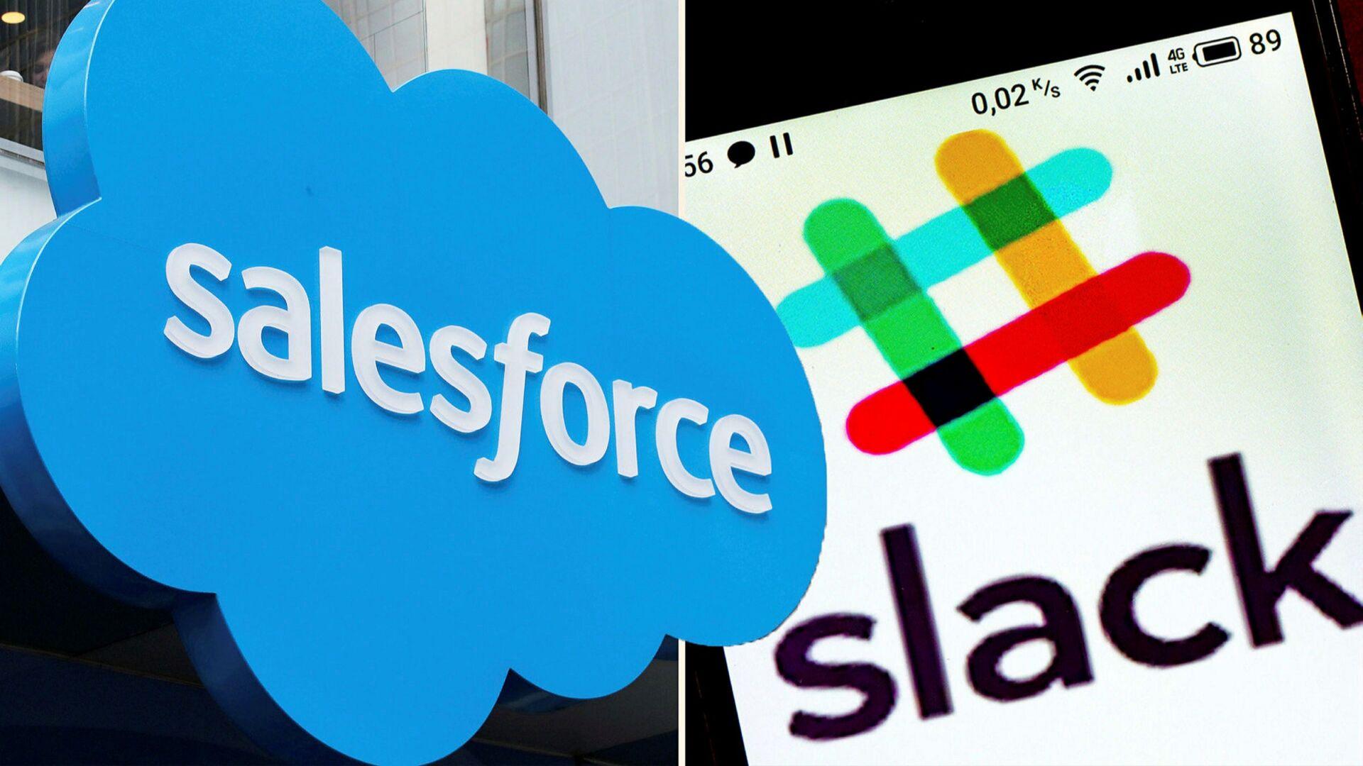 Tại sao Salesforce chi mạnh tay 27,7 tỷ USD để mua lại Slack? - A1Demy
