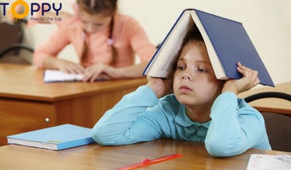Nguyên nhân khiến con học không tốt lớp 2