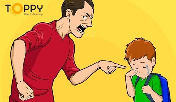 Phụ huynh không nhìn vào thực tế khả năng của trẻ