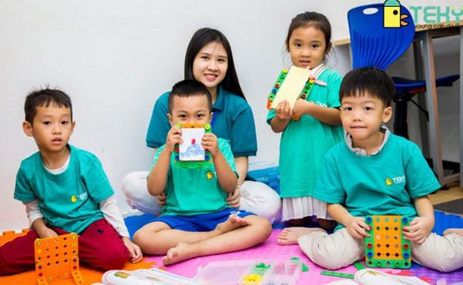 lợi ích học lập trình cho trẻ em
