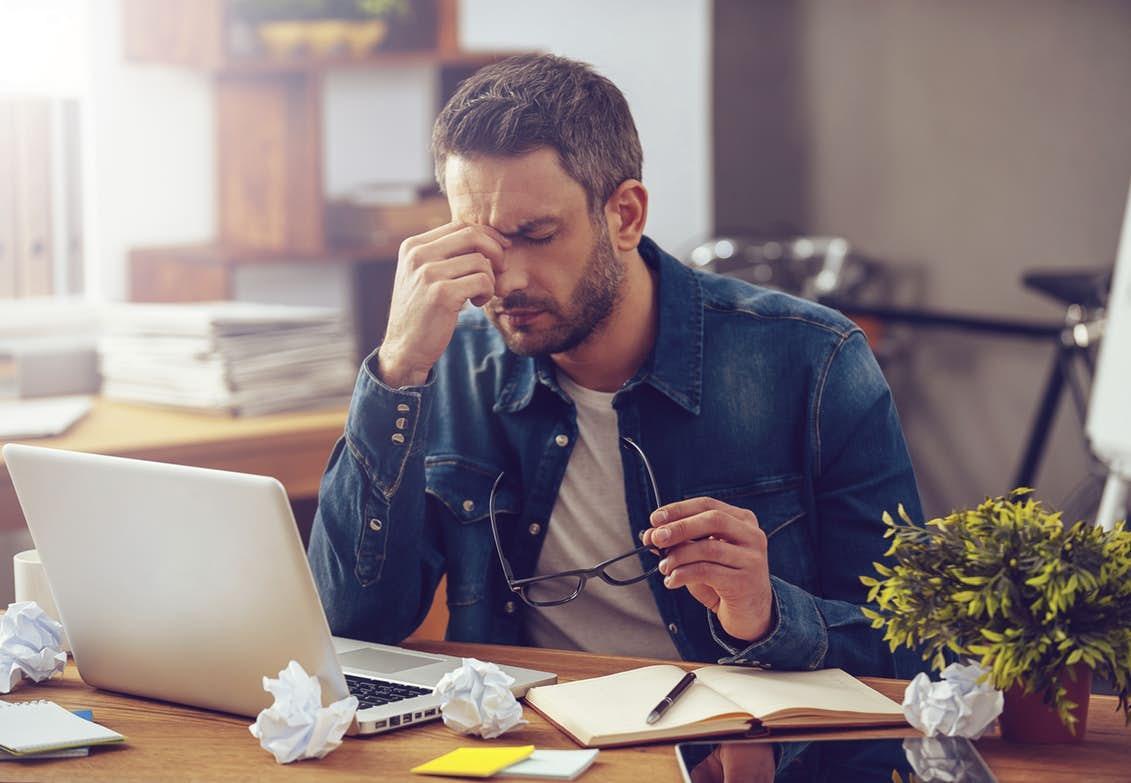 Phân biệt giữa trầm cảm và stress