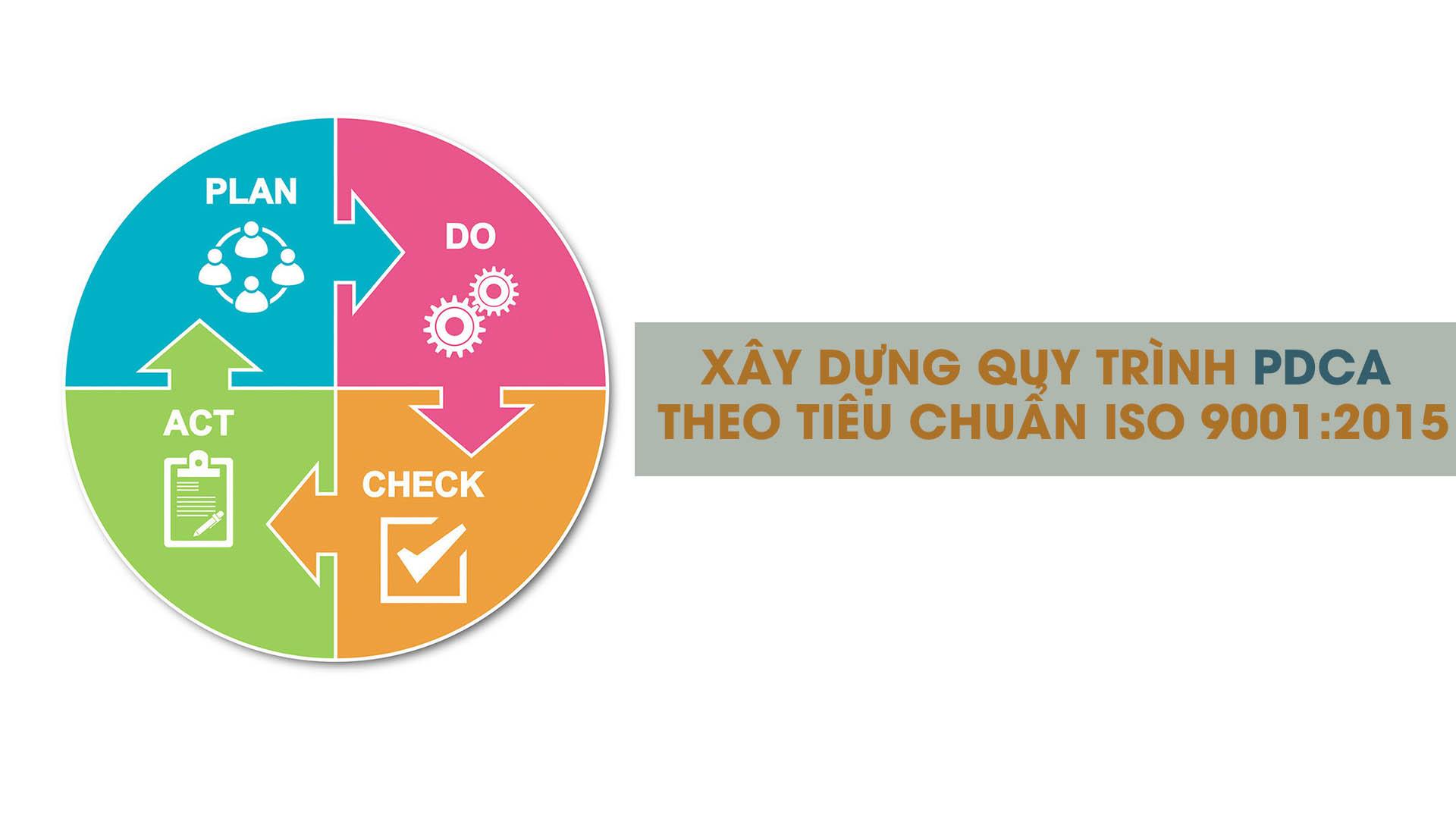 Xây Dựng Quy Trình PDCA Theo Tiêu Chuẩn ISO 9001
