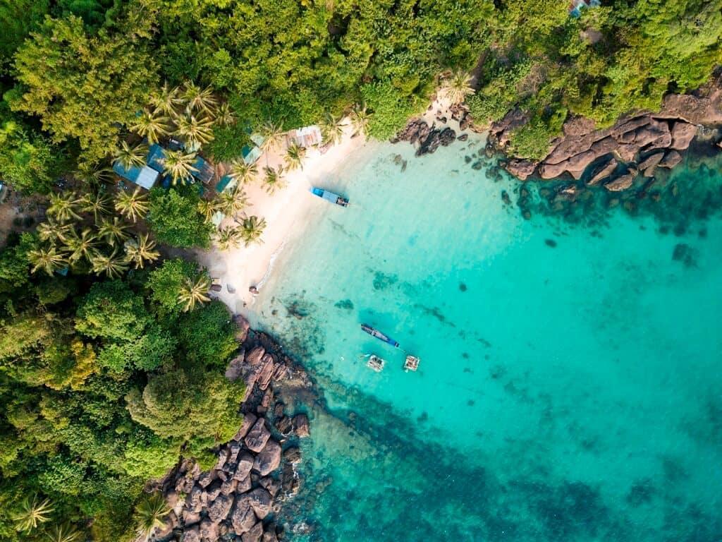 Khám phá hòn Móng Tay 'Maldives thu nhỏ' ở Phú Quốc - HaloTravel